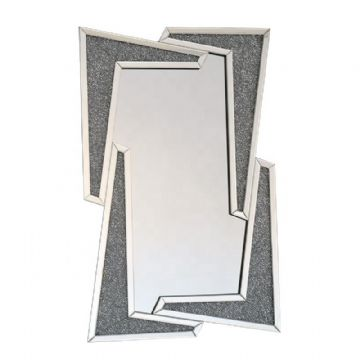 Gatsby Crushed Diamond Mirror N1